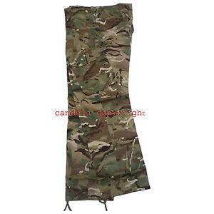 Genuine British Army MTP Multicam Camo PCS Trousers Pants, New