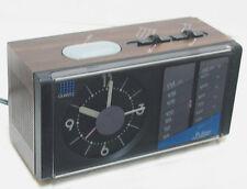 Pulser 44-2141-8 ANALOG Alarm Clock / AM,FM Radio Battery / AC Works Perfectly