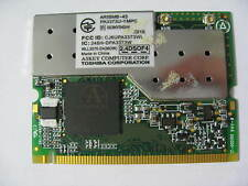 Toshiba A60 A65 A70 A75 Mini PCI Card PA3373U-1MPC