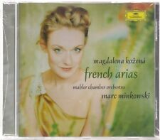 CD Magdalena Kozena `French Arias` Neu/New/OVP Mahler Chamber Orchestra