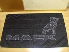 Fahnen Flagge Mack Truck Schwarz - 90 x 150 cm
