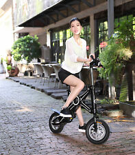 X-Ebike iBIKE Minifold klappbares Ebike Roller E-Roller Elektro Zweirad Scooter
