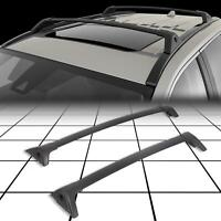 2 pieces Aluminum Luggage Cross Bars Roof Rack Carrier For Toyota RAV4 2019-2021