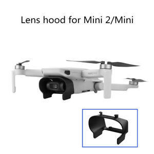 For DJI Mavic Mini 2 Lens Hood Sun Shade Camera Guard Protector Accessories
