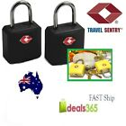 Keyed TSA approved Locks Travel Luggage Padlock Suitcase Chose Quatity