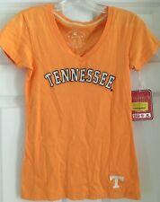Tennessee Volunteers Womens V Neck T-Shirt NCAA Size M Medium NWT NEW