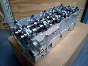Complete ZD30 CRD Cylinder Head. Nissan patrol Y61, big warranty