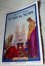 The Illustrated London News May 17, 1937 Coronation Ceremony George VI EXCELLENT