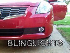 Weiß Led Angel Eye Nebelscheinwerfer Fahren für 2007-2012 Nissan Altima