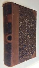 1st Edition mixed 1st state LIFE ON THE MISSISSIPPI by Mark Twain Hard Bound