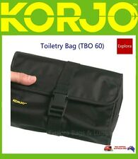 Korjo Travel Hanging Toiletry Bag Foldable Makeup Kit Organiser