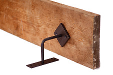 Regalwinkel Regalträger Stütze Nr.2 für Treibholz Regal Wandboard Altholzregal