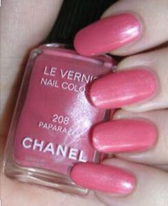 Chanel Nagellack Nr.208 Paparazzi Neu ohne OVP no Box