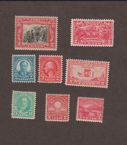 US,1920'S COLLECTION,MNH,MINT NH