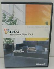 Microsoft Office Professional Edition 2003 - including business contact manager