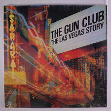 GUN CLUB: The Las Vegas Story LP Sealed (repress) Rock & Pop