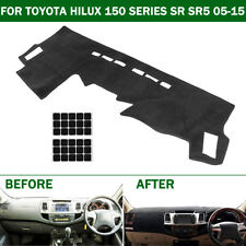 For Toyota Hilux 150 Series SR SR5 05-15 Dashboard Dashmat Dash Sun Cover Mat