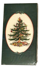 Spode Christmas Tree Paper Napkins Guest Buffet Towels Dinner 2 packs of 16 each