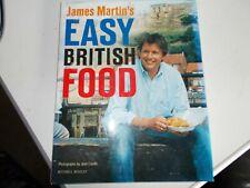 JAMES MARTIN, Easy British Food, SIGNED