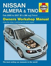 Service-Handbuch Nissan Almera & Tino 02/00 - 2007