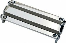 "Lace 31010 Alumitone ToneBar 10-String 4"" Pedal Steel Pickup, Chrome, NEW!"