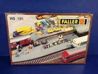 Faller Germany HO Scale Trains PLATFORM EXTENSION Kit 185 Brand New!