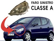 FARO ANTERIORE SINISTRO GUIDA MERCEDES Classe A W168 2° Serie Benzina