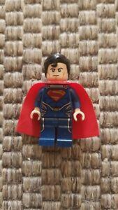 Lego DC Superman Minifigur