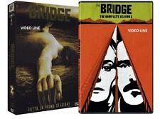 Dvd The Bridge: Stagione 1-2 La Serie Completa (8 DVD) .....NUOVO