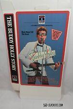 Buddy Holly Story Oversized Vhs Box Promo Pos Display Valens LaBamba Lou Diamond