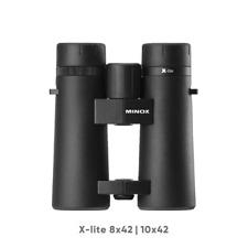 Fernglas Minox X-Lite 8x42  Neuware inkl. Transporttasche Neuheit 2020