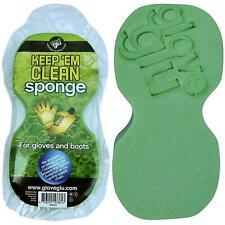 Football Boots Cleaner Glove Glu Keep Em Clean Sponge Goalkeeper Gloves Wash Mud