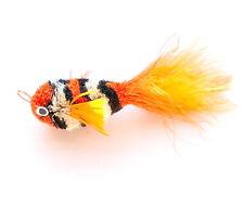 Cat Toy Wand Refill ClownFish KatFly® - Orange