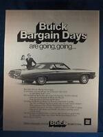 Vintage Magazine Ad Print Design Advertising Buick Automobiles