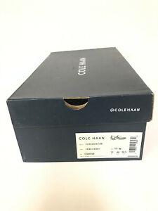 COLE HAAN Tucker Venetian Men Brown-French Roast Leather Slip On Loafers Sz 13W