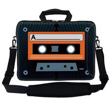 """15.6"""" Laptop Computer Bag Case w Pocket & Handle Shoulder Strap 2905"""