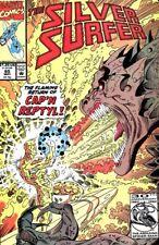 Marvel Comics Silver Surfer #65 Volume 3 1992 VF - NM First Printing