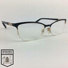 SWAROVSKI eyeglasses BLACK HALF RIMLESS glasses frame MOD: GOOD SW5169 001