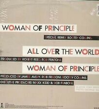 TROUBLE FUNK - Woman Of Principle - Island