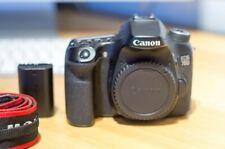 Canon EOS 70D 20MP APS-C Digital Camera DSLR - Black