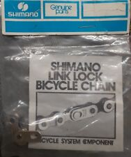 """SHIMANO 600 Bicycle Chain Link Lock NOS 1/2 X 1/8  1/2 X 3/32"""""""