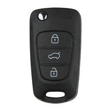 Hyundai i10 i20 i30 ix35 ix20 Elantra Schlüssel Gehäuse 3 Tasten Autoschlüssel