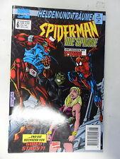 Spider- Man Die Spinne Marvel Comic  Nr.6  Zustand 1-2
