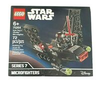 Disney Lego Star Wars Kylo Ren's Shuttle Microfighter Series 7 NIB 75264