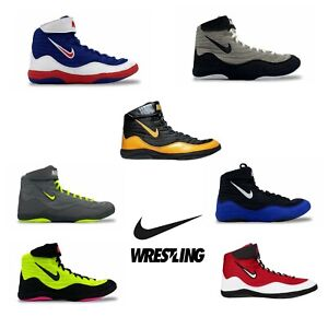 Nike Inflict 3 Wrestling Shoes Boxing Shoes Combat Sports Shoes