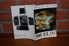 REVUE HASSELBLAD 500 EL/M 1975