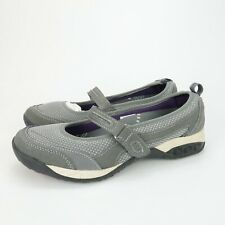 Therafit Mary Jane 2.0 Womens Gray Casual Comfort Walking Shoes Size 9 M