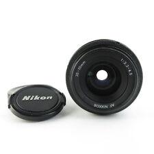 Nikon AF Nikkor 1:3. 3-4.5 35-70mm OBIETTIVO LENS