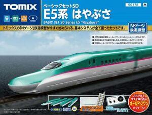 Tomix 90178 JR Series E5 Shinkansen 'Hayabusa' N Scale Starter Set (N scale)