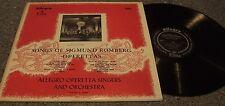 "Allegro Operetta Singers & Orchestra ""Songs of Sigmund Romberg Operettas"" LP"
